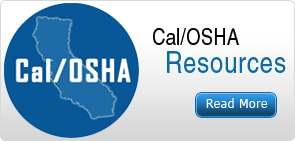 Cal/OSHA Resources