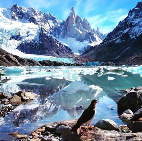 Patagonian Frontiers