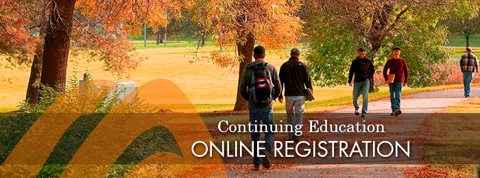 Community Education Online Registration